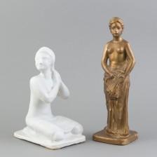 Marita Walden ja Gerda Saarinen*