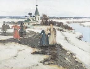 Constantin Aleksandrovich Westchiloff (1877-1945)