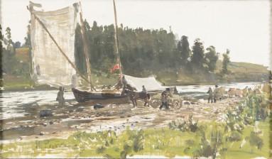 Ilja Repin (1844-1930) (väitetty)