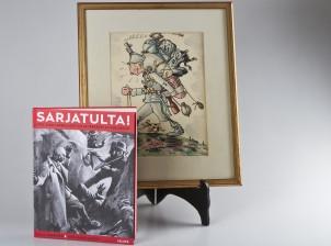 Jalo Maunula ja kirja