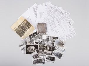 Savukekotelo, valokuvia ja dokumentteja
