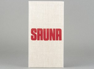 Sauna-kirja