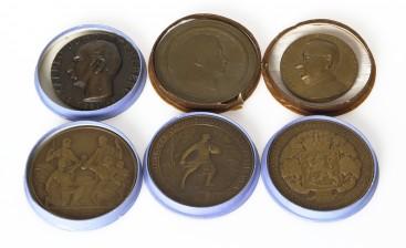 Medaljonki, 6 kpl