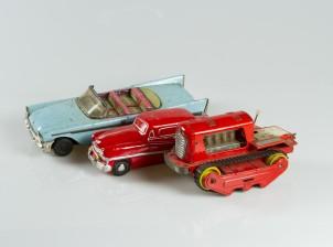 Auto, traktori ja säästölipas