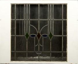 Lyijylasi-ikkuna