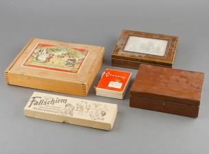 Pelejä, 5 kpl ja muistikirja