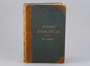 Stieler's Hand-Atlas