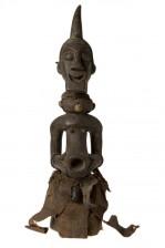 Puuveistos (Songye)