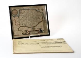 Kartta ja merikarttasarja