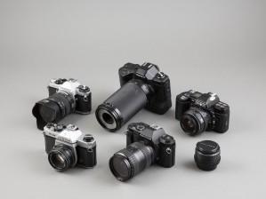 Erä kameroita, 5 kpl
