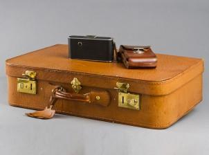 Laukku ja kamera