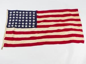 Yhdysvaltain 48-tähden lippu