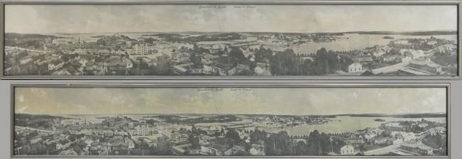 Panoraamakuvia, 2 kpl