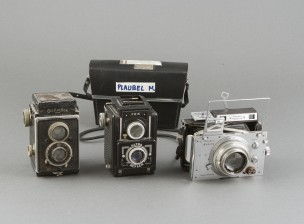 Kameroita, 3 kpl