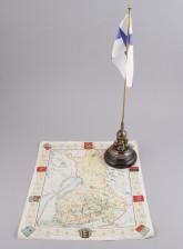 Kartta ja lippu
