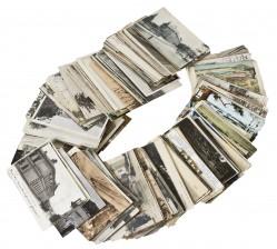 Postikortteja, n. 250 kpl