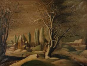 Tuntematon taiteilija 1700-luku*