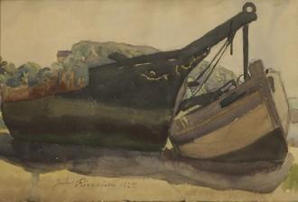 Rissanen, Juho (1873-1950)