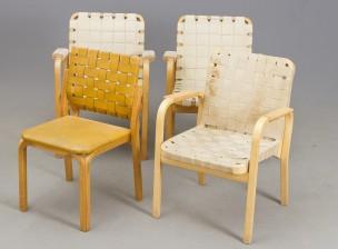 Alvar Aalto, 3+1 kpl