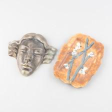 Francesca Mascitti Lindh ja reliefi