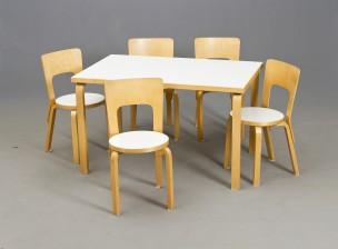 Alvar Aalto, 5+1