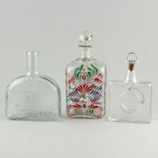Karahveja, 2 kpl ja pullo