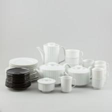 Kahvi- ja teekalusto, design Tapio Wirkkala