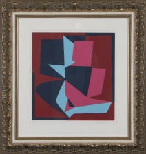 Victor Vasarely (1906-1997)*