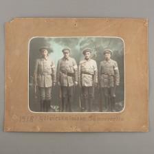 Väritetty kuva 1918