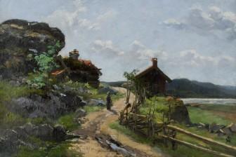 Olof Arborelius (1842-1915) (SE)