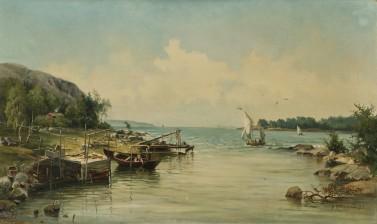 Josephine Holmlund (1827-1905) (SE)