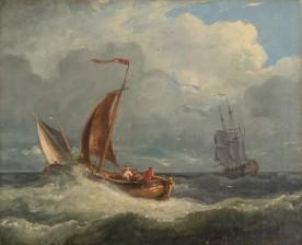 John Sell Cotman (1782-1842), väitetty (ENG)