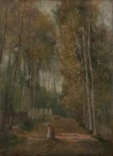 Tuntematon taiteilija, 1800-luvun loppu
