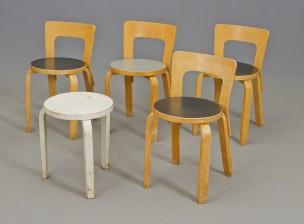 Alvar Aalto, 4+1