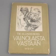TK-A.LINDEBERGin albumi VAINOLAISTA VASTAAN