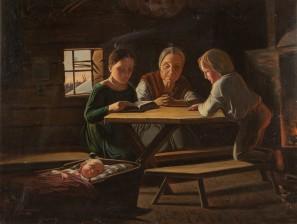 Johan Zacharias Blackstadius (1816-1898) (S)