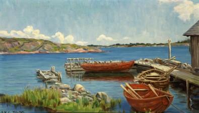 Nordlund, Elin Alfhild (1861-1941)