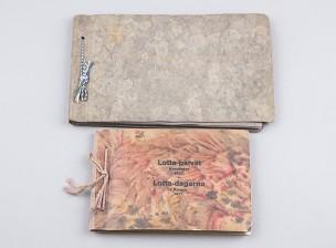 Lotta-Svärd kuvakansioita, 2 kpl