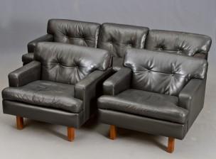Sohva ja tuolipari