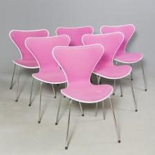 Arne Jacobsen, 6 kpl