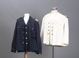 Erä kauppalaivaston pukuja (Kapt. Holger Hermansson)