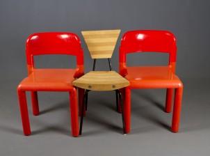 Eero Aarnio, 2 kpl ja tuoli