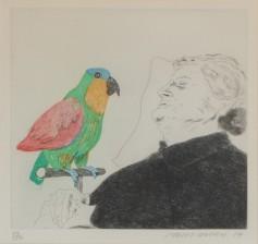 David Hockney (1937-) (UK)*
