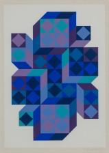 Victor Vasarely (1906-1997), (HU, FR)*