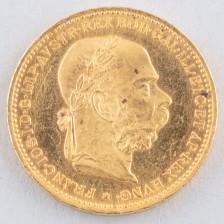 Kultaraha, Itävalta 20 Corona 1893