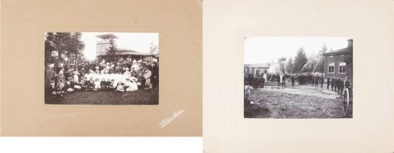 Valokuvia, 2 kpl