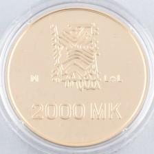 Kultaraha, 2000 mk