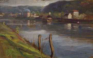 Sjöström, Wilho (1873-1944)