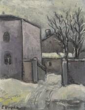Ernst Krohn (1911-1934)