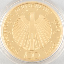 Kultaraha, Saksa 100 euro 2005